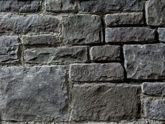Rivestimento in pietra ricostruitaBERGAMO P01 | Grigio Perla - GEOPIETRA