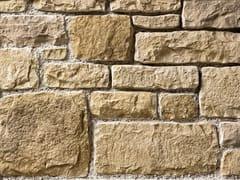 Rivestimento in pietra ricostruitaBERGAMO P01 | Lione - GEOPIETRA