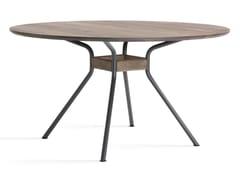 Tavolo rotondo in legnoBESO | Tavolo rotondo - ARTIFORT