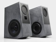 Diffusore acustico in calcestruzzoVIRTUOSO - GRAVELLI