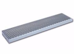 Gradino in acciaio zincatoBETA | Gradino - FILS