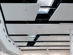 Pannelli per controsoffitto in metallo BETA (ISOLA) - Pannelli
