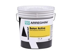 CAP ARREGHINI, BETON Active Pittura per cemento