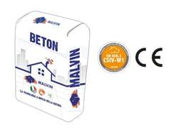 malvin, BETON Betoncino premiscelato antiritiro