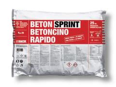 Bacchi, BETON-SPRINT BETONCINO RAPIDO Calcestruzzo rapido in sacco predosato