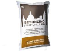 Laterlite, BETONCINO STRUTTURALE NHL Betoncino a base calce idraulica naturale