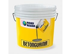 NORD RESINE, BETONGUAINA Sistema impermeabilizzante composito