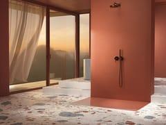 Piatto doccia filo pavimento in acciaio smaltatoBETTEAIR - BETTE