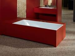 Vasca da bagno rettangolare in acciaio smaltatoBETTELOFT | Vasca da bagno - BETTE
