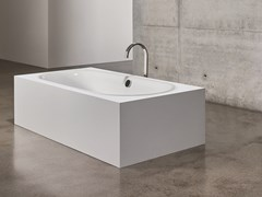 Vasca da bagno ovale da incasso BETTELUX OVAL - BETTE