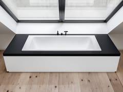 Vasca da bagno a 2 posti rettangolare in acciaio smaltatoBETTESELECT DUO - BETTE