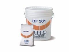 Trattamento cementizio per protezione delle barre d'armaturaBF 501 - FASSA