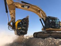 MB Crusher, BF135.8 Benna frantoio per frantumazione in cava