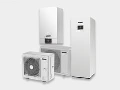 AERMEC, BHP Pompa di calore aria/acqua reversibile di tipo split