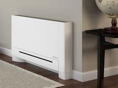 Ventilconvettore a pavimento BI2 SL+ INVERTER | Ventilconvettore a pavimento - Ventilradiatori ultraslim