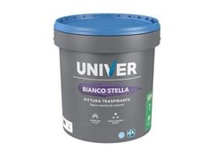 Pittura opaca per interniBIANCO STELLA - PPG UNIVER