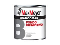Fondo riempitivo per legno e muroBIANCOMAX - MAXMEYER