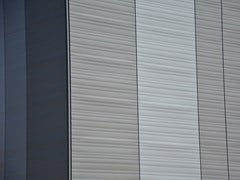 Pannello metallico tridimensionale di rivestimentoBIG BAND - EMBOSS BY IL RESTYLING