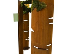 Divisori Per Giardino Metallo.Schermi Divisori Da Giardino Edilportale Com