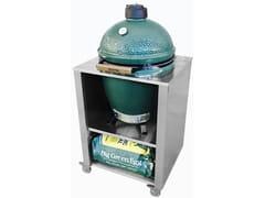 Barbecue in acciaio inoxCUN BIG GREEN EGG - JOKODOMUS