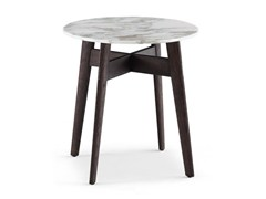 Tavolino rotondo in marmo BIGGER | Tavolino -