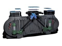 """Componente per impianto di trattamento dei rifiuti liquidiBIGSOL """"BXS"""" - STARPLAST"""