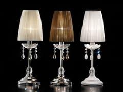 Lampada da tavolo a luce diretta e indirettaBIJOUX - CHAARME LETTI