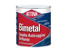 Smalto antiruggine gel BrillanteBIMETAL SMALTO ANTIRUGGINE - ATTIVA