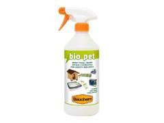 Spray togli odori con agenti biologiciBIO PET SPRAY TOGLI ODORI - BAUCHEM