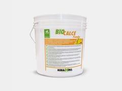 Fondo intermedio riempitivo mineraleBIOCALCE® FONDO - KERAKOLL S.P.A.