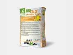Rasante naturale eco-compatibileBIOCALCE® INTONACHINO GRANELLO - KERAKOLL S.P.A.