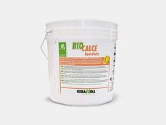 Stucco spatolato per interni naturaleBIOCALCE® SPATOLATO - KERAKOLL S.P.A.