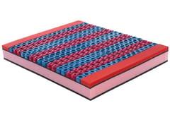 Materasso anallergico antiacaro antibattericoBIOCICLONIC PLATINO - GDL