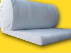 GHIROTTO, BIOFIBRA ROTOLO Feltro termoisolante in fibra di poliestere