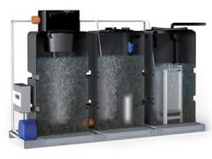 Recupero e il riutilizzo delle acque grigieBIOGRIGIO - STARPLAST