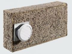 Sistema speciale di correzione acusticaBIOSILENZIO - CELENIT ISOLANTI NATURALI