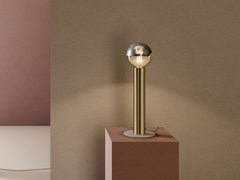 Lampada da tavolo a LED in alluminioBIRBA - LINEA LIGHT GROUP