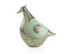 Scultura in ceramicaUCCELLO POP - MARIONI