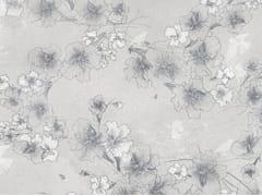 Carta da parati con motivi florealiBIRDFLOWER - TECNOGRAFICA