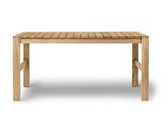 Tavolo in legno masselloBK15   Dining Table - CARL HANSEN & SØN MØBELFABRIK A/S