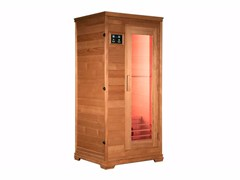 Sauna a infrarossiBL-101 | Sauna a infrarossi - BEAUTY LUXURY