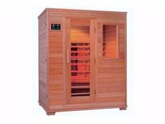 Sauna a infrarossiBL-103 | Sauna a infrarossi - BEAUTY LUXURY