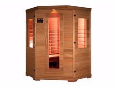 Sauna a infrarossiBL-107 | Sauna a infrarossi - BEAUTY LUXURY