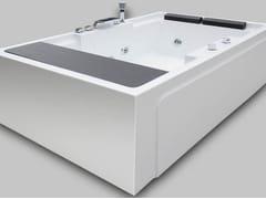 Vasca da bagno idromassaggio rettangolareBL-513   Vasca da bagno idromassaggio - BEAUTY LUXURY