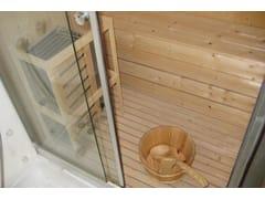 Box doccia con idromassaggio e sauna finlandeseBL-612 | Box doccia con idromassaggio - BEAUTY LUXURY