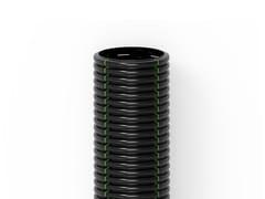 Tubo di drenaggio fessuratoBLACKDREN - ITALIANA CORRUGATI