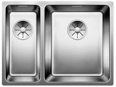 Lavello da incasso in acciaio inoxBLANCO ANDANO 340/180-IF - BLANCO