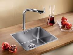 Lavello a una vasca in acciaio inox BLANCO ANDANO 450-IF - Blanco Andano