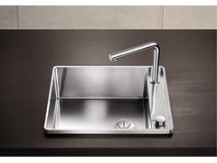 Lavello da incasso in acciaio inoxBLANCO ATTIKA 60/A - BLANCO