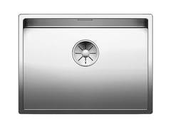 Lavello a una vasca sottotop in acciaio inox BLANCO CLARON 550-U - Blanco Claron